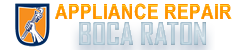 Appliance Repair Boca Raton Logo